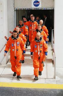 Tripulación de la STS-117