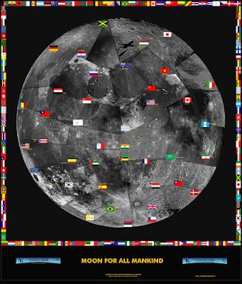 La Luna para la Humanidad. Imagen Final