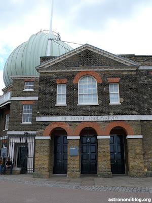 Edificio principal del observatorio