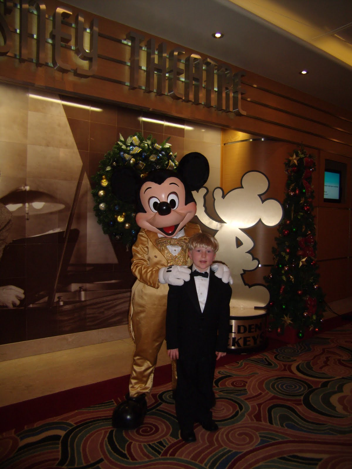 williams family mickey mouse as