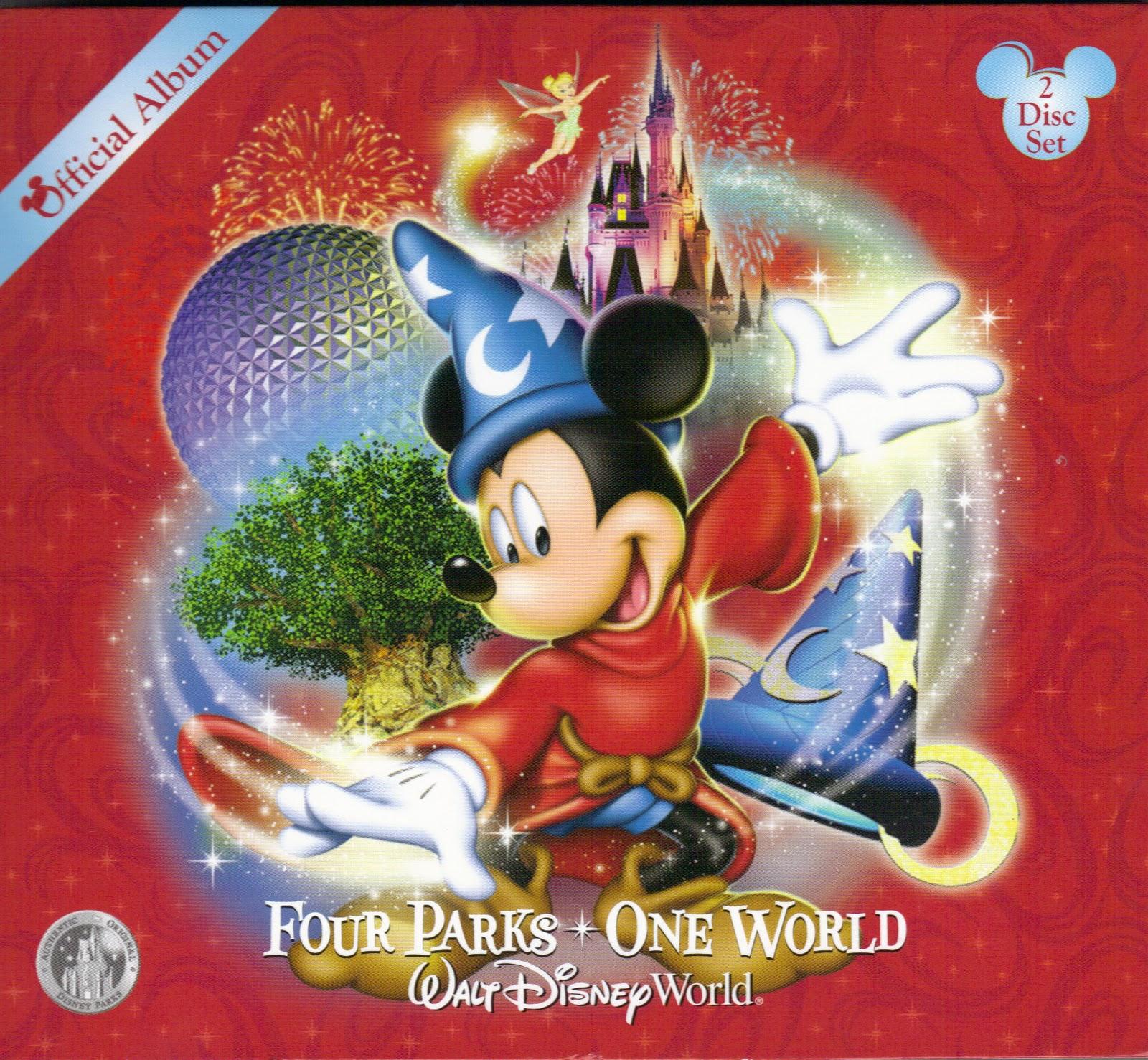 Walt Disney World Four Parks