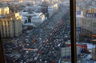 Worst Traffic