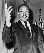 Legendární projev Martina Luthera Kinga