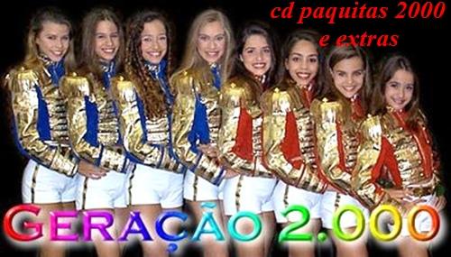 Fotos das paquitas 2000