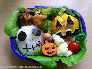 Happy Halloween! Als Entschädigung für das schreckliche GruselBento mit den .