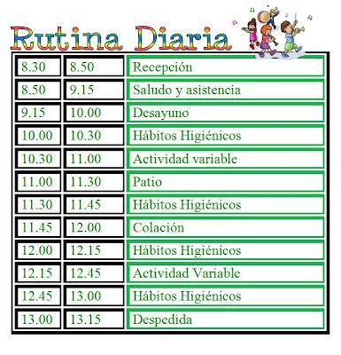 Musica para preescolares for Actividades para jardin infantil