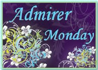 Admirer Monday Blog Hop