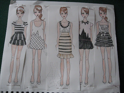 designing clothes sketches. designing clothes sketches.