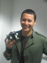 My man Johnny Yong Bosch /// I Love you