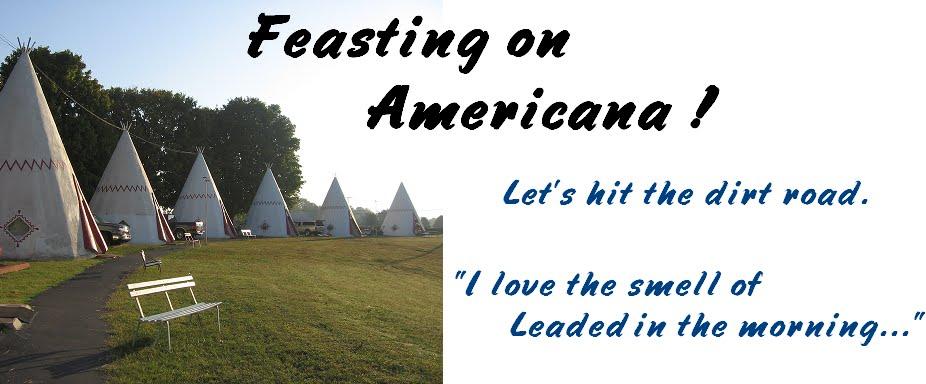 Feasting On Americana
