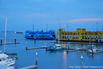 QE2 Penang Ferry