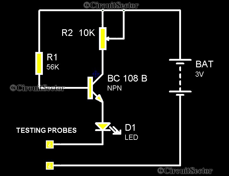 Here Is The Circuit Diagram For A Simple Test Wiring Diagramsrh4mghdkaercherjskde: Here Is A Great Simple Wiring Diagram For Leds At Gmaili.net
