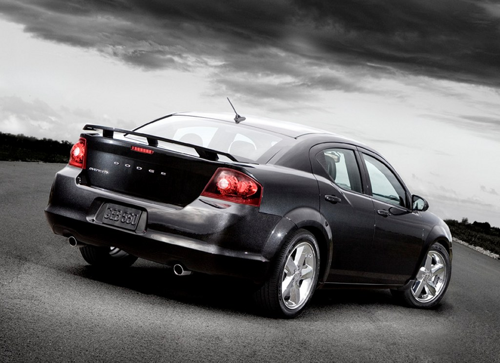 2011 Dodge Avenger Interior. 2011 Dodge Avenger debuts with