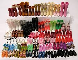 My shoe challenge