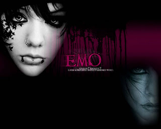 The Emo Fashion wallpaper