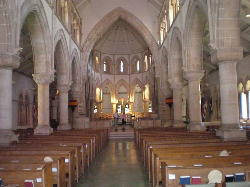 Uniquely Hawaiian designs for Cathedrals in Hawaii