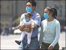 Salud Pública confirma otros nueve casos de gripe AH1N1