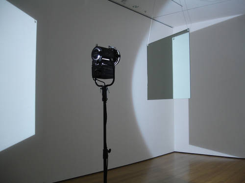 Double Window Projection (1999) - Imagem