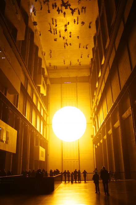 Turbine Hall - Weather Project (2003) - Imagem