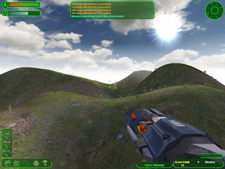 Linux FPS with jetpacks - Legends