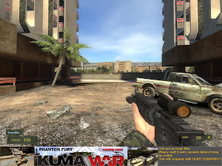 Free episodic FPS - Kuma\War 2