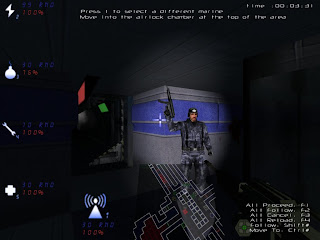 Screenshot of Derelict