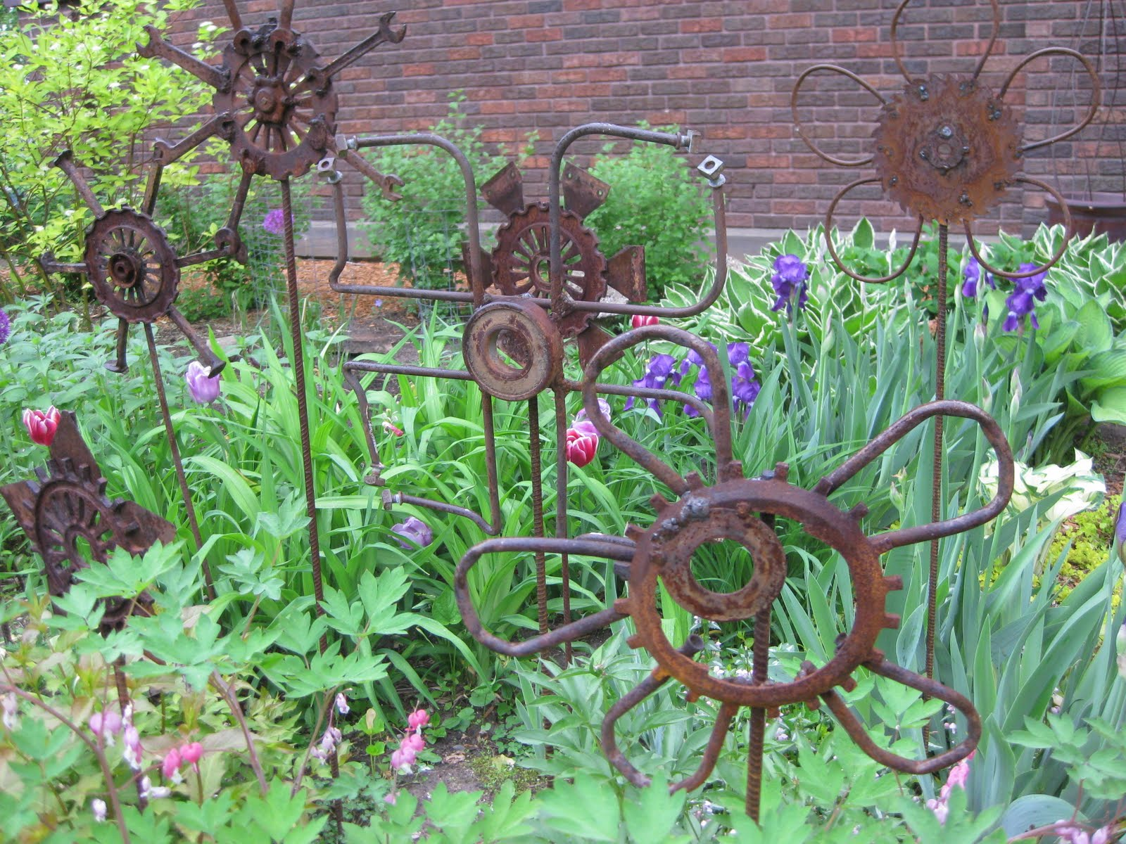 Next Door Laura Carols Garden