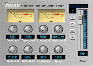 Ferox tape emulator