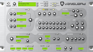 Vanguard VST Plug-in