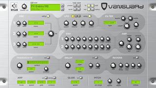 Vanguard VST Plug-in