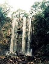 Cachoeira Salomão