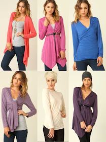 DIFFERENT WAYS 2 WEAR CARDI