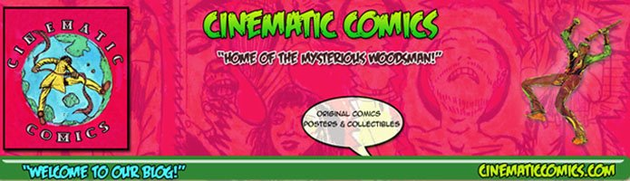 Cinematic Comics
