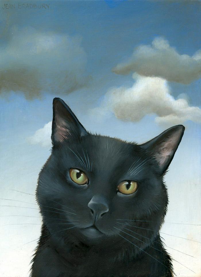 Cat With Fur Hat