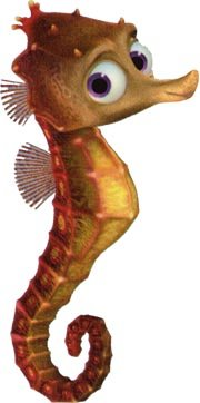 "Sheldon from ""Finding Nemo"""