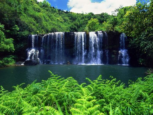 waterfalls wallpapers. Nature Wallpapers