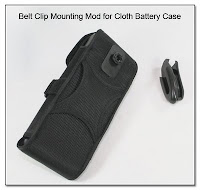 PJ1052: Belt Clip Attachment for Battery Pack