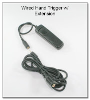 Wired Hand Trigger w/ Extension Cable
