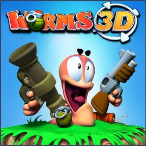 [RE-post] Worms 3D 1