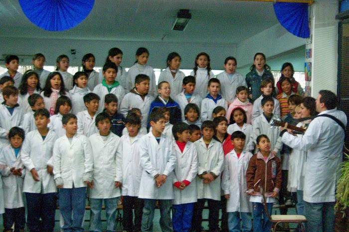 Coro escolar