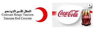 Coca-Cola fait du mécénat au profit du Croissant Route Tunisien