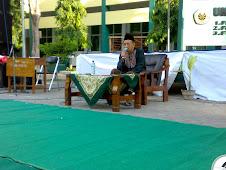 Pengajian Isra' Mi'raj Di UIJ