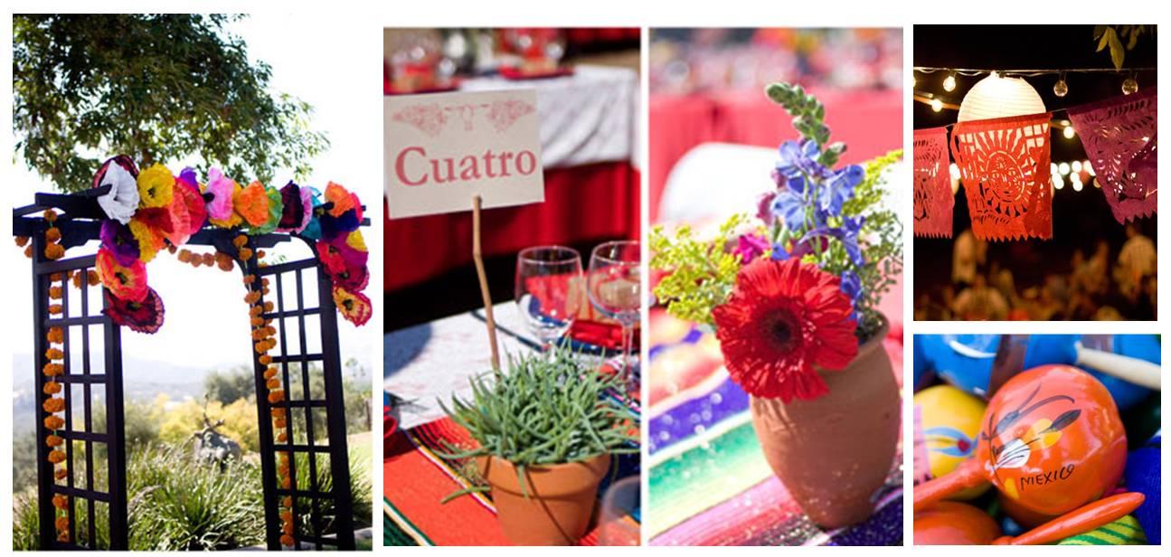 Decoracion Estilo Mexicano Para Fiesta ~ Boda estilo mexicano  Foro Manualidades para bodas  bodas com mx