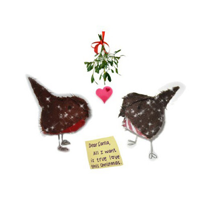 robins, christmas, xmas, gifts, presents, decorations, santa, father christmas, mistletoe, cute, pressie