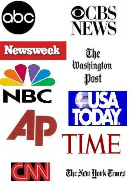 Teach the deceitful MSM a lesson: vote Nobama