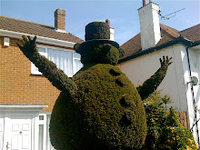 TOPIARY TED!