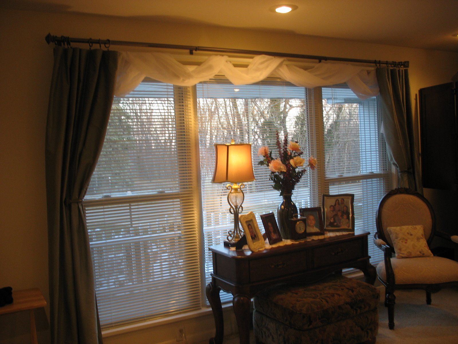 Window Curtain treatment Ideas Large Living Room