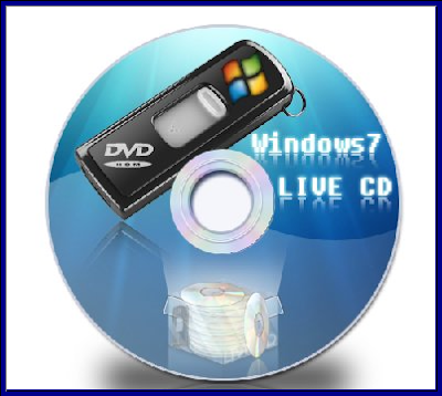  Windows 7 Ultimate Live CD 2010 