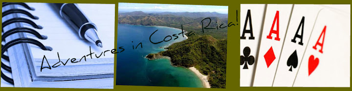 Adventures in Costa Rica!