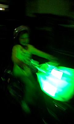 Down Low Glow in Tokyo
